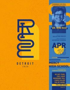 Rise Detroit 2020 Flyer