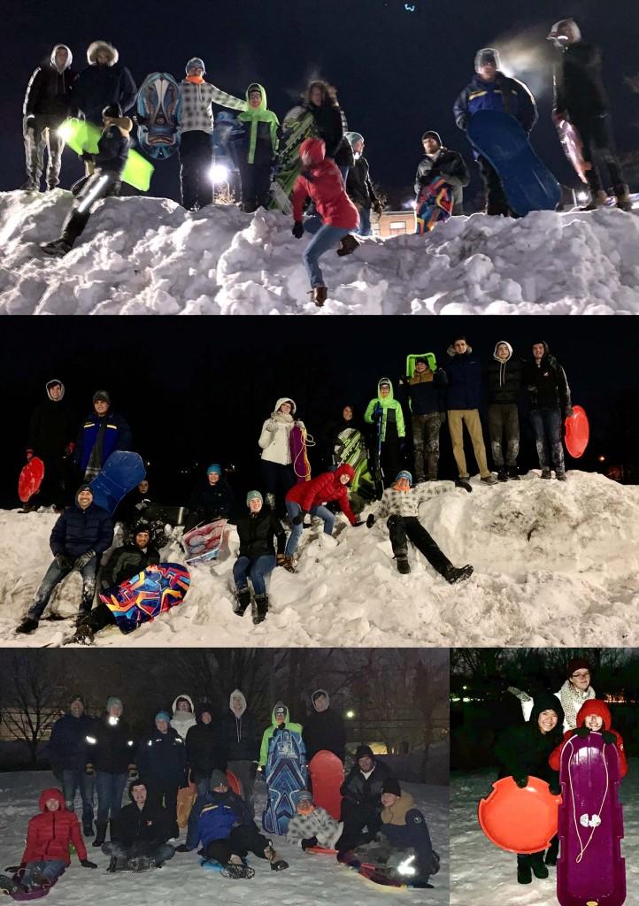 Snow Fun 2020