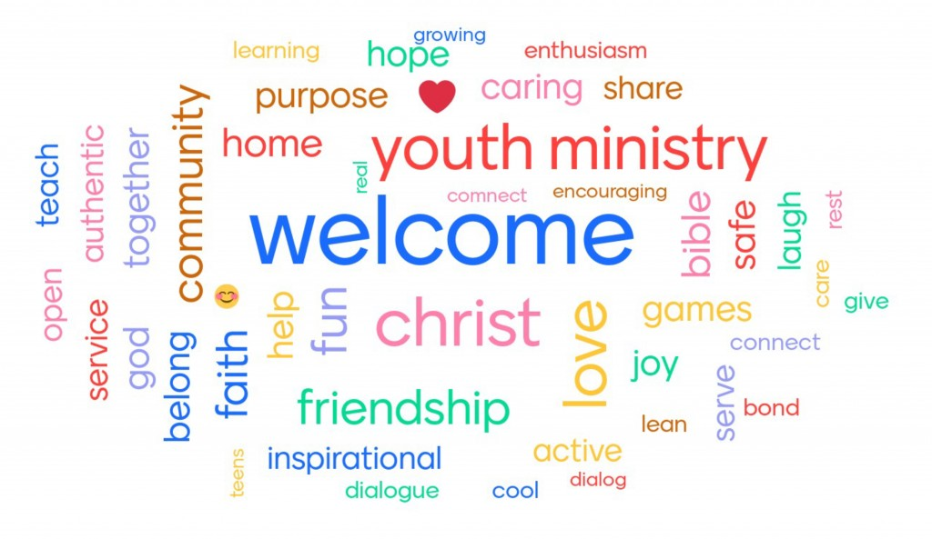 welcome youth menti